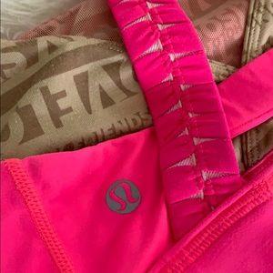 lululemon athletica Other - Lululemon sports bra pink